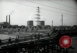 Image of industrial area Germany, 1946, second 44 stock footage video 65675033271