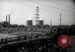 Image of industrial area Germany, 1946, second 47 stock footage video 65675033271