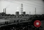Image of industrial area Germany, 1946, second 48 stock footage video 65675033271