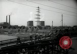 Image of industrial area Germany, 1946, second 49 stock footage video 65675033271