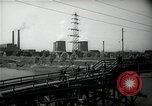 Image of industrial area Germany, 1946, second 51 stock footage video 65675033271