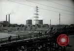 Image of industrial area Germany, 1946, second 53 stock footage video 65675033271