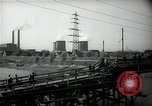 Image of industrial area Germany, 1946, second 54 stock footage video 65675033271