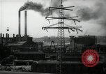 Image of industrial area Germany, 1946, second 58 stock footage video 65675033271