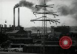 Image of industrial area Germany, 1946, second 59 stock footage video 65675033271