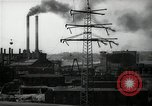 Image of industrial area Germany, 1946, second 60 stock footage video 65675033271