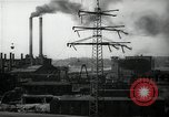 Image of industrial area Germany, 1946, second 61 stock footage video 65675033271