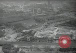 Image of industrial area Ruhr Germany, 1946, second 36 stock footage video 65675033272