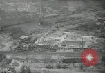 Image of industrial area Ruhr Germany, 1946, second 37 stock footage video 65675033272