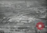 Image of industrial area Ruhr Germany, 1946, second 38 stock footage video 65675033272