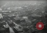 Image of industrial area Ruhr Germany, 1946, second 57 stock footage video 65675033272