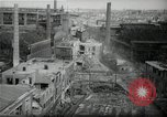 Image of industrial area Germany, 1946, second 48 stock footage video 65675033273