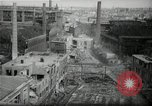 Image of industrial area Germany, 1946, second 49 stock footage video 65675033273