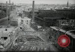 Image of industrial area Germany, 1946, second 53 stock footage video 65675033273