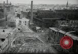 Image of industrial area Germany, 1946, second 54 stock footage video 65675033273