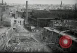 Image of industrial area Germany, 1946, second 55 stock footage video 65675033273