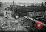 Image of industrial area Germany, 1946, second 56 stock footage video 65675033273