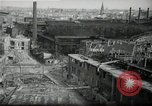 Image of industrial area Germany, 1946, second 57 stock footage video 65675033273