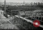 Image of industrial area Germany, 1946, second 59 stock footage video 65675033273