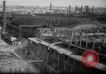 Image of industrial area Germany, 1946, second 61 stock footage video 65675033273
