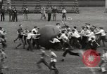 Image of push ball match Chicago Illinois USA, 1932, second 20 stock footage video 65675033275