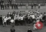 Image of push ball match Chicago Illinois USA, 1932, second 25 stock footage video 65675033275