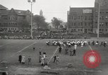 Image of push ball match Chicago Illinois USA, 1932, second 26 stock footage video 65675033275
