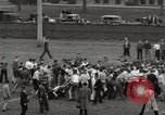 Image of push ball match Chicago Illinois USA, 1932, second 29 stock footage video 65675033275