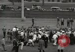 Image of push ball match Chicago Illinois USA, 1932, second 30 stock footage video 65675033275