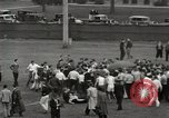 Image of push ball match Chicago Illinois USA, 1932, second 32 stock footage video 65675033275