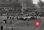 Image of push ball match Chicago Illinois USA, 1932, second 34 stock footage video 65675033275