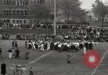 Image of push ball match Chicago Illinois USA, 1932, second 36 stock footage video 65675033275