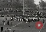Image of push ball match Chicago Illinois USA, 1932, second 37 stock footage video 65675033275