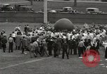 Image of push ball match Chicago Illinois USA, 1932, second 38 stock footage video 65675033275