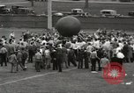 Image of push ball match Chicago Illinois USA, 1932, second 40 stock footage video 65675033275