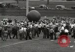 Image of push ball match Chicago Illinois USA, 1932, second 41 stock footage video 65675033275