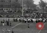 Image of push ball match Chicago Illinois USA, 1932, second 42 stock footage video 65675033275