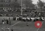 Image of push ball match Chicago Illinois USA, 1932, second 43 stock footage video 65675033275