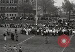 Image of push ball match Chicago Illinois USA, 1932, second 44 stock footage video 65675033275