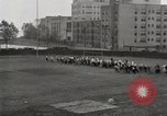 Image of push ball match Chicago Illinois USA, 1932, second 52 stock footage video 65675033275