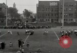 Image of push ball match Chicago Illinois USA, 1932, second 61 stock footage video 65675033275