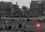 Image of push ball match Chicago Illinois USA, 1932, second 62 stock footage video 65675033275