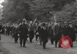 Image of British unemployed people march in protest United Kingdom, 1932, second 14 stock footage video 65675033280