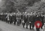 Image of British unemployed people march in protest United Kingdom, 1932, second 27 stock footage video 65675033280