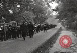 Image of British unemployed people march in protest United Kingdom, 1932, second 33 stock footage video 65675033280