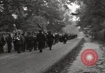 Image of British unemployed people march in protest United Kingdom, 1932, second 35 stock footage video 65675033280