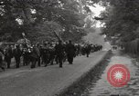 Image of British unemployed people march in protest United Kingdom, 1932, second 36 stock footage video 65675033280