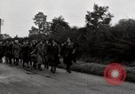 Image of British unemployed people march in protest United Kingdom, 1932, second 37 stock footage video 65675033280