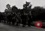 Image of British unemployed people march in protest United Kingdom, 1932, second 40 stock footage video 65675033280