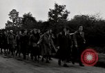 Image of British unemployed people march in protest United Kingdom, 1932, second 41 stock footage video 65675033280